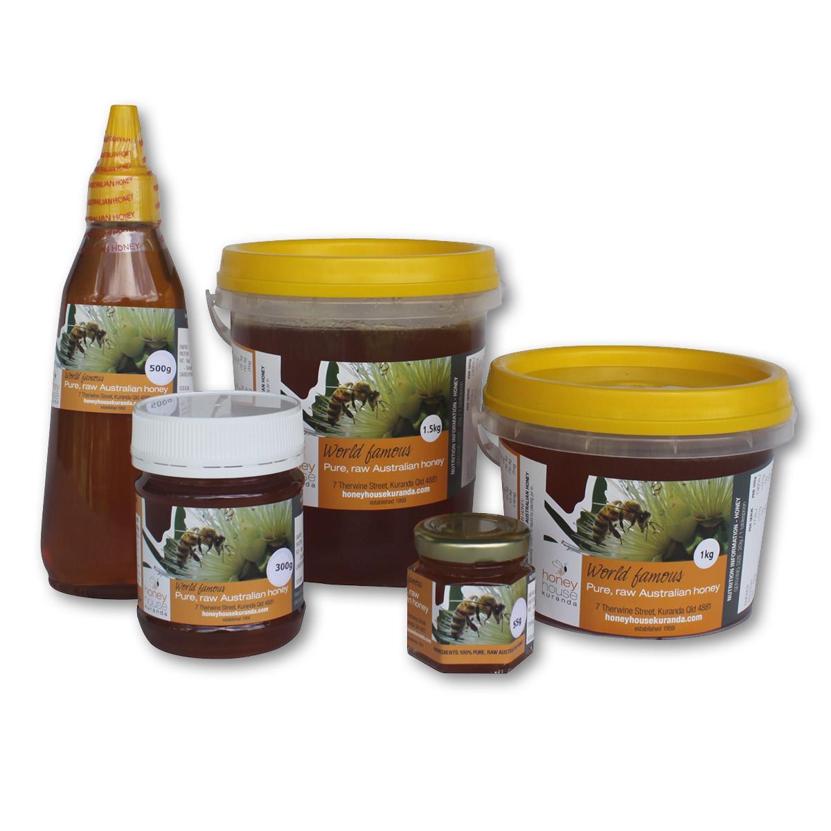 Honeycomb Health Foods