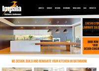 Impala Kitchens & Bathrooms (Qld 96)'s website