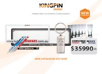 Kingpin Products's website