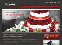 Maxim's Restaurant's website