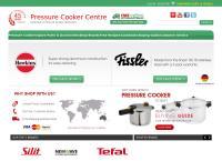 The Pressure Cooker Centre's website
