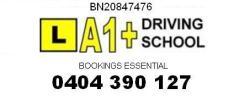 A1+ Driving School