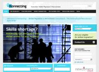 Konnecting Pty Ltd - Skilled Migration & Recruitment Consultants's website