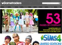 Game Traders's website