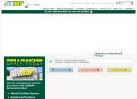 SUBWAY BUNDABERG's website