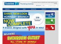 Tradelink Plumbing Supplies SOUTH BRISBANE's website