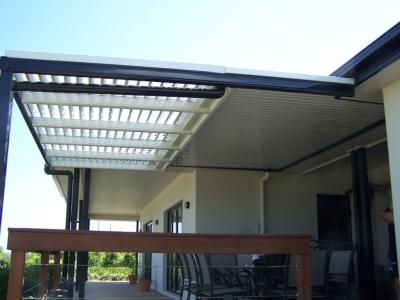 Stratco Outback Sunroof Melbourne | Install A Veranda