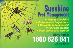 Sunshine Pest Management