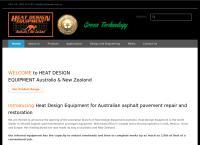 Heat Design Equipment (Aus) Pty Ltd's website