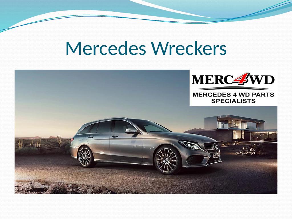 Mercedes Benz Spare Parts Melbourne Australia