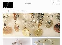 Santina Jewellery's website