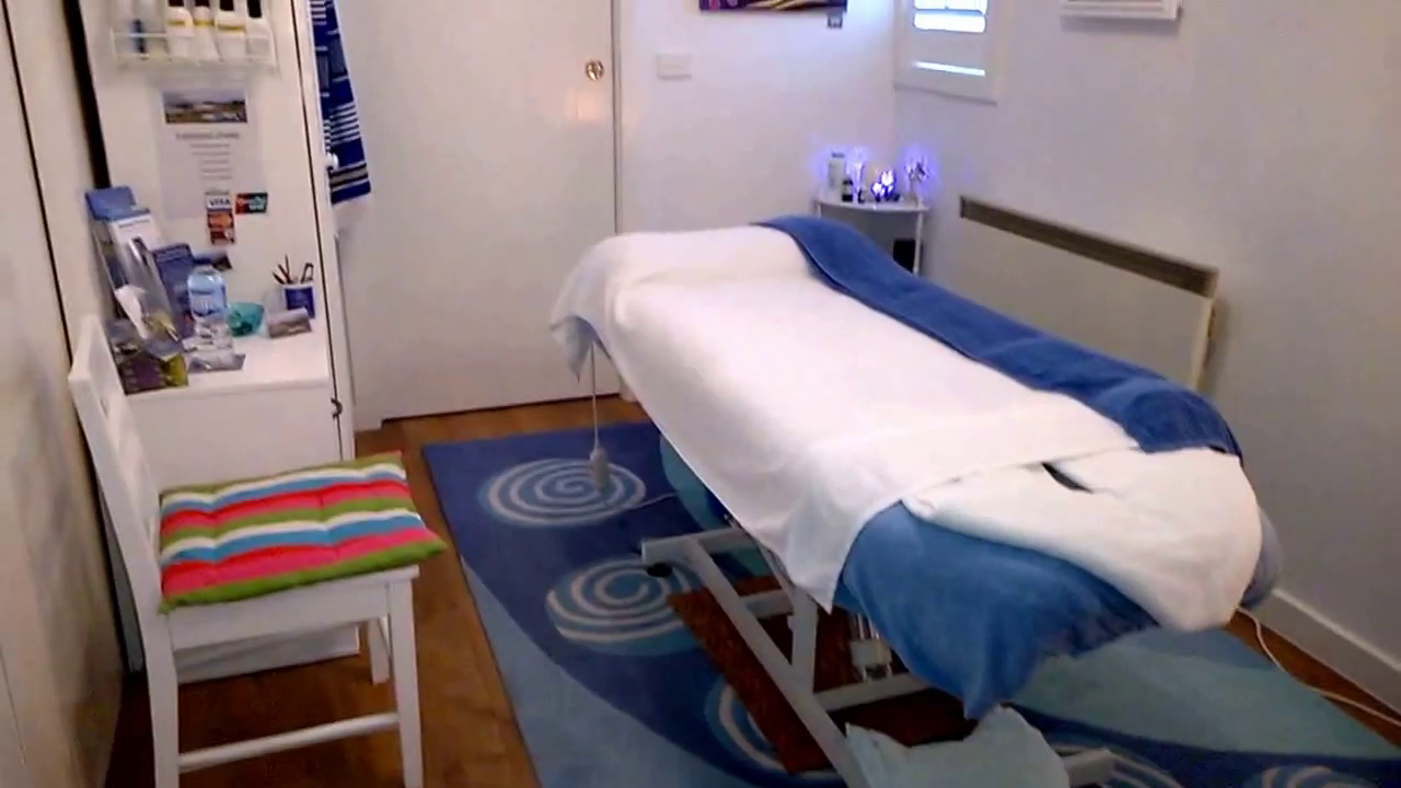 Treatment room in Port Fairy