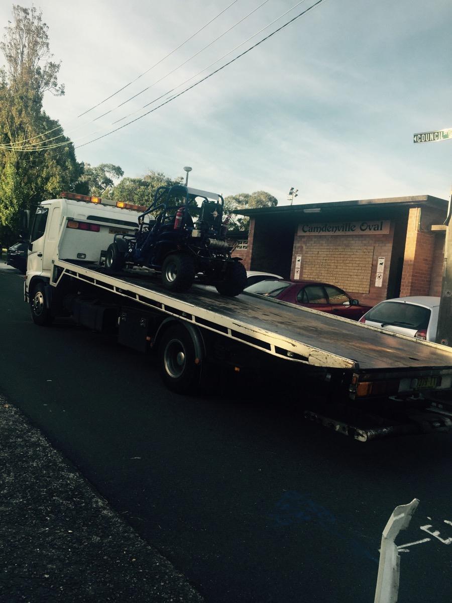 Cheap Car Towing Service Sydney