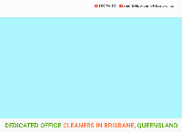 Office Cleaners Brisbane's website