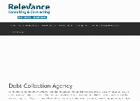 Debt Collection Agency's website
