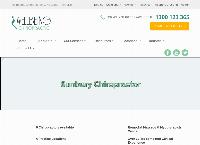 Wellbeing Chiropractic Sunbury's website