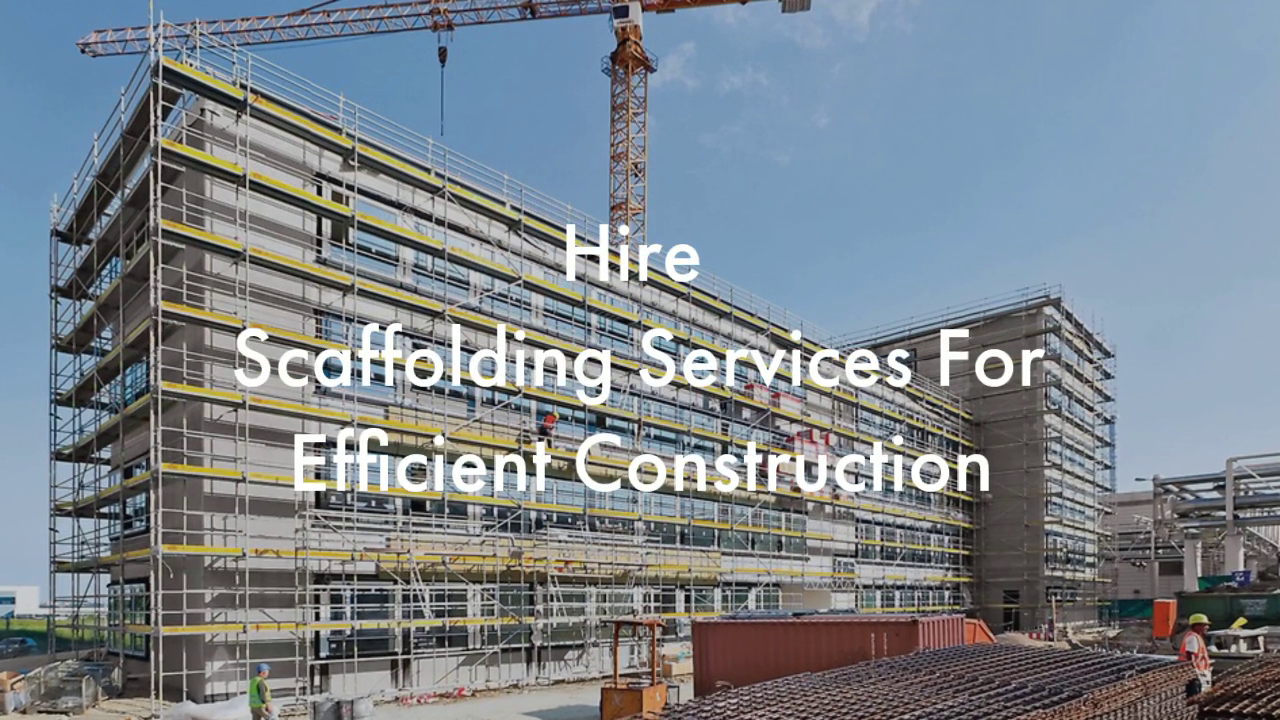 Transom Scaffolding Services