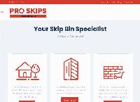 Pro Skips Australia's website
