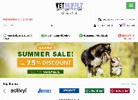 MAX PET SUPPLIES PTY LTD's website