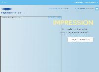 Impression Orthodontics's website