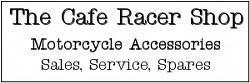 The Cafe Racer Shop