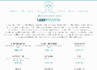Lejen Marine's website