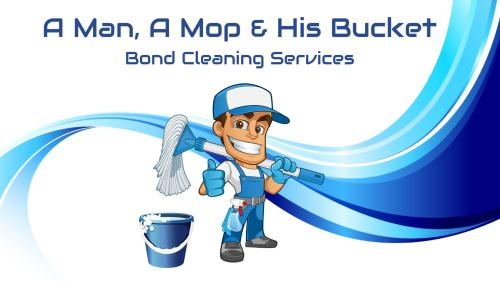 A Man, A Mop & His Bucket Bond Cleaning