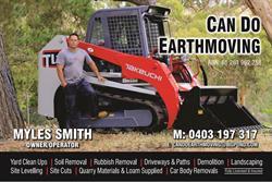 Can Do Earthmoving